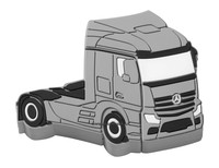***MERCEDES*** PENDRIVE, MERCEDES TRUCKER 4GB kép, fotó